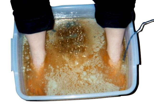 detox foot soak machine